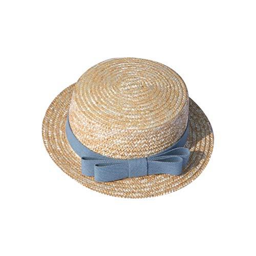 Zegeey Unisex Baby Kinder MäDchen Junge Sonnenschutz Beach Outdoor Hut MüTze HüTe Caps (F)