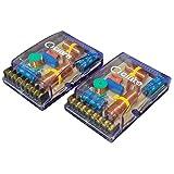 2 CIARE CF311 crossover passivi 4 ohm 160 watt rms predisposizione auto per sistema a 3 vie woofer midrange tweeter porte portiere sportelli, coppia