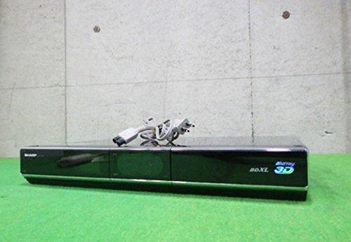 シャープ 500GB 2チューナー ブルーレイレコーダー AQUOS BD-HDW65
