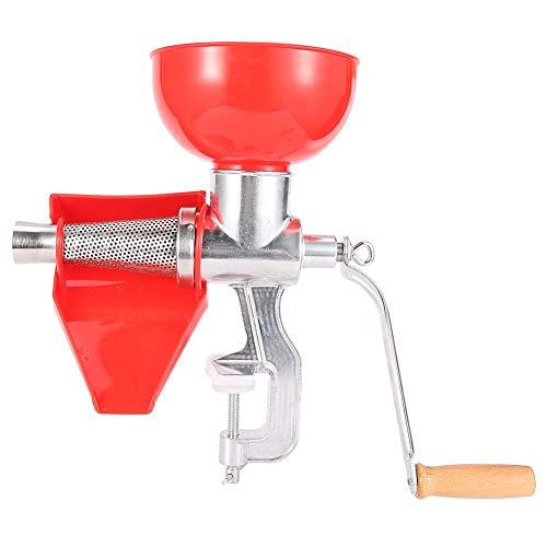 Exprimidor de lima Exprimidor de cítricos, exprimidor manual de pulpa de frutas, para tomate de frutas para vegetales