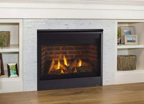 Find Discount Monessen 42 Quartz Top/Rear DV Fireplace w/IntelliFire Ignition - NG