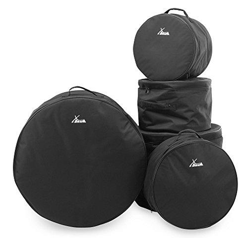 XDrum Classic Set borse per batteria, misure Stage: 22', 10', 12', 16' e 14'