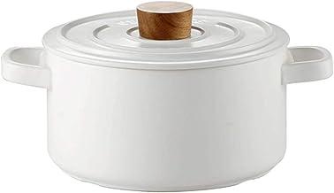Praktisch Casserole gerechten braadpan schotels klei pot rijst braadpan, keramische stoofpotje, huishoudelijke gas email p...