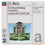 Brandenburgische Konzerte 1-6/+ - eville Marriner