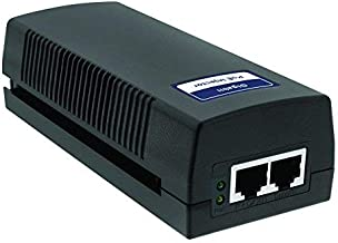 BV-Tech Single Gigabit Port Power Over Ethernet PoE Injector – 30W – up to 100 Meters (325 Feet) (Single Pack)