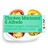 Yumble Frozen Kids' Meals, Gluten-Free Chicken Nuggets with Fusilli Pasta, Chicken Nuggets Frozen and Ready to Heat, Veggie-Packed Tomato and Cheese Sauce, Organic Kids' Dinner, Pack of 8 Meals