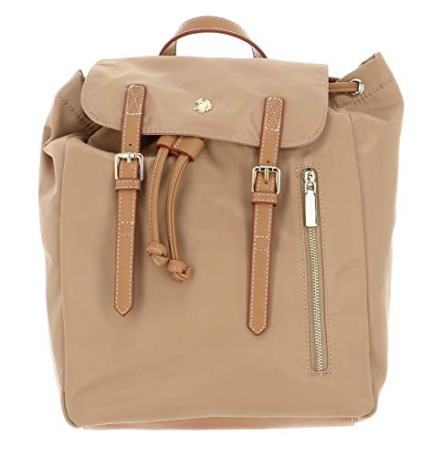 U.S. POLO ASSN. Houston Backpack Beige