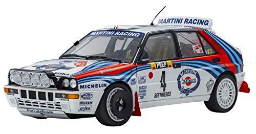 Kyosho 1992 Lancia Delta HF Integrale Winner Rallye Monte Carlo 1:18 08348A