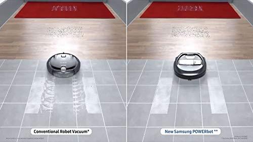 Samsung POWERbot R7040 Robot Vacuum, Works with Alexa