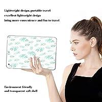 PRINDIY iPad mini 5 2019/iPad mini 保護ケース,アンチダスト 耐衝撃性 耐久性 スリム ハード TPUゲルシリコーン キズ防止 クリア クリア スリム 軽量 スマートカバー iPad mini 5 2019/iPad mini Case-E 88