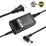 [UL Listed]HKY 19V AC Adapter for Samsung A4819-FDY UN32J4000AGXZD UN22H5000 UN32J4000 UN32J4000AFXZA BN44-00835A UN32J4000AF UN32J400DAF UN32J5205 HDTV TV LCD LED Plasma DLP Power Supply Cord Charger