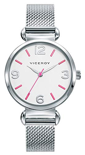 VICEROY - Pack Reloj Acero Brazalete Niña Sweet Va - 461134-05