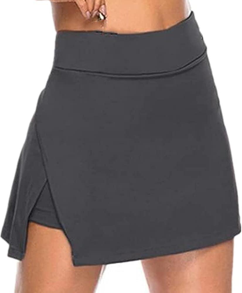 NP Fake Two-Piece Hakama Skirt