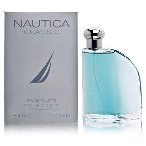 Price comparison product image Nautica Classic for Men by Nautica 3.4 oz 100ml EDT Spray