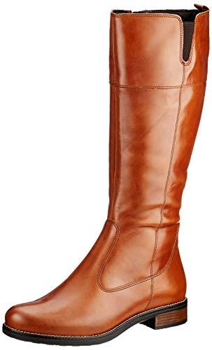 Tamaris Damen 1-1-25542-25 Kniehohe Stiefel, braun, 36 EU