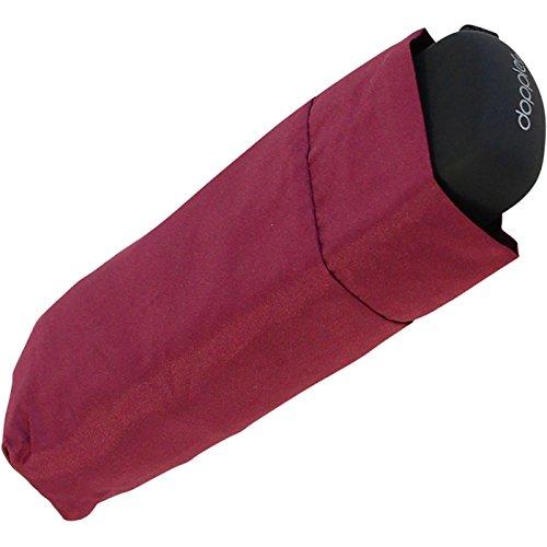 Doppler Regenschirm Mini Taschenschirm HANDY (bordeaux)