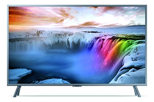 "Samsung GQ32Q50RGUXZG TV 81.3 cm (32"") 4K Ultra HD Smart TV Wi-Fi Silver GQ32Q50RGUXZG, 81.3 cm (32""), 3840 x 2160 pixels, QLED, Smart TV, Wi-Fi, Silver"