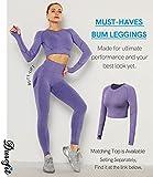 Zoom IMG-1 durofit anticellulite leggings sportivi donna