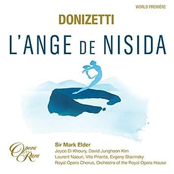 Donizetti: L'Ange de Nisida (Live)