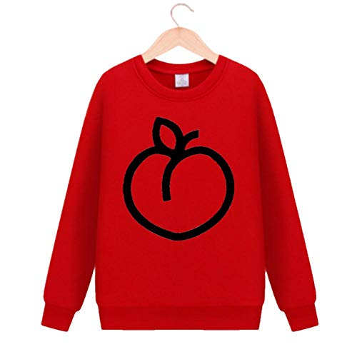 Sudaderas con Capucha Harry Style Peach Print Camiseta De Mujer Slim Sportswearclothing Aplicar A La Vida...