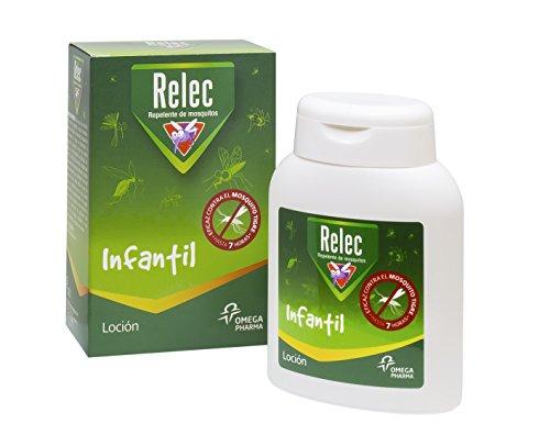 Relec Infantil Loción Repelente Eficaz Antimosquitos. Niños a partir de 2 años - 125 ml