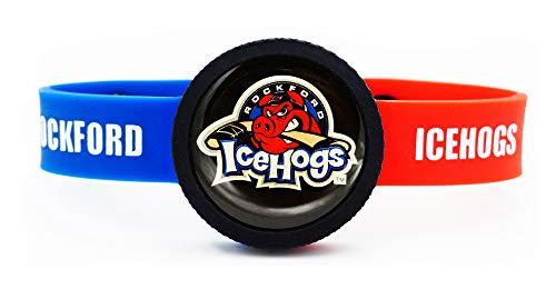 2014-15 Upper Deck AHL Logo Stickers Hockey #21 Rockford IceHogs Regular Logo