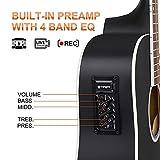 Zoom IMG-2 vangoa chitarra acustica elettrica 4