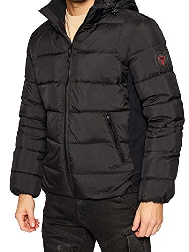 Guess Winterjacke schwarz XL