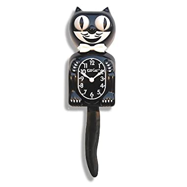 New Classic Vintage Kit-cat Klock Black Cat Clock Made in USA Official Dealer