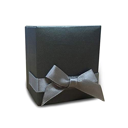 AmDxD Kunstleder Schmuckschatulle Ringe Box/Ohrringe Box Aufbewahrungsbox Schmuck Kiste - Ringe Box/Ohrringe Box