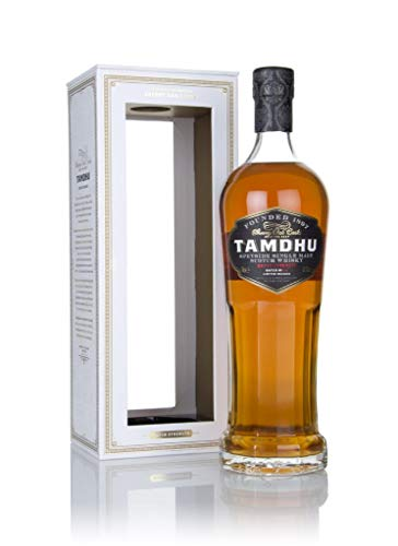 Tamdhu BATCH STRENGTH Speyside Single Malt Scotch Whisky No. 004 (1 x 0.7 L)