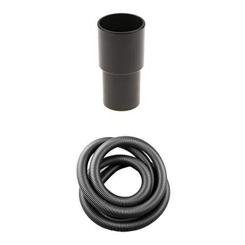 MagiDeal Kit Adaptador de Conector de Manguera de Boquilla de Cepillo Limpiador de Aspiradoras de 32 Mm a 35 Mm