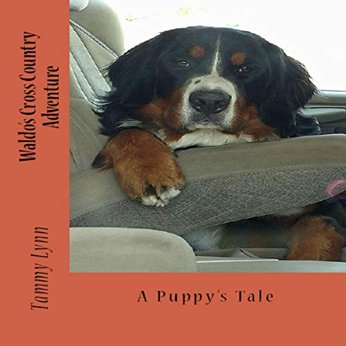Waldo's Cross Country Adventure: A Puppy's Tale audiobook cover art