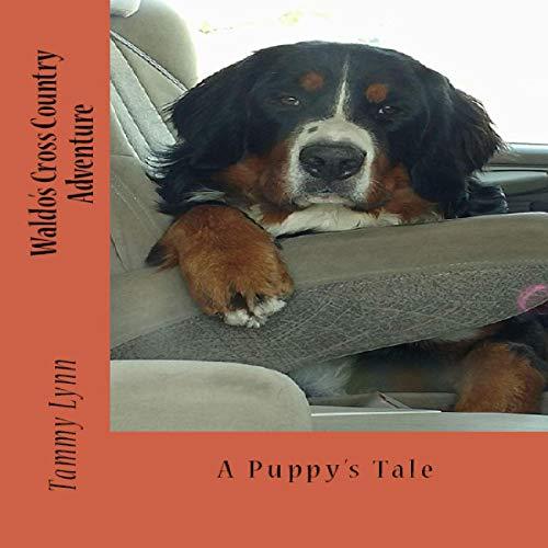 『Waldo's Cross Country Adventure: A Puppy's Tale』のカバーアート