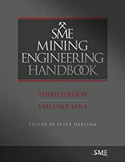 SME Mining Engineering Handbook CD
