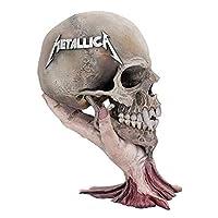 METALLICA メタリカ (結成40周年) - Sad But True Skull/インテリア置物 【公式/オフィシャル】