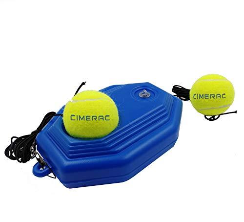 CIMERAC - Zapatillas de tenis con base de tenis con una cuerda...