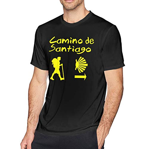 Camino De Santiago Compostela - Camisetas de manga corta para hombre