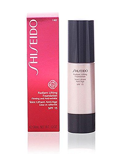 Shiseido Radiant Lifting Flüssige Foundation I40 Natural Fair Ivory, 30 ml