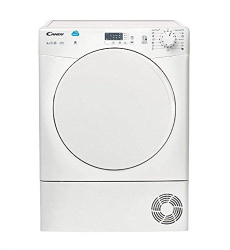 lavatrice ngm Candy CS C9LF-S Libera installazione Carica frontale 9kg B Bianco asciugatrice