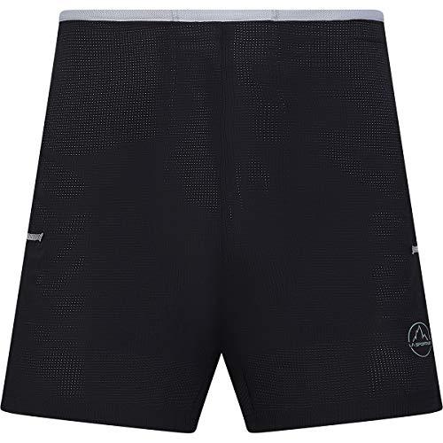 LA SPORTIVA Pantalón corto para hombre, negro, L