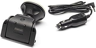 TomTom 9UGB.001.03 - Soporte y cargador para moto para GPS TomTom Rider (Altavoz integrado, Soporte giratorio multidirecci...