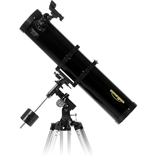 Omegon Télescope N 130/920 EQ-2, télescope...