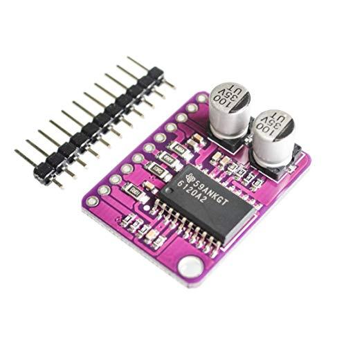 LouiseEvel215 1 Unids CJMCU-612 Amplificador de Auriculares estéreo de Baja Potencia de Audio Fidelity TPA6120