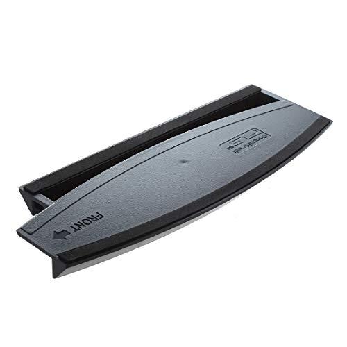 TOOGOO(R) Soporte Vertical Soporte Para Sony Play Station 3 PS3 Slim Slim Consola Negro