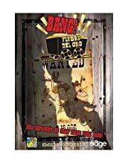 Edge Entertainment-Bang: Fiebre del Oro-español (Edge Enterteinment EEDVBA05)