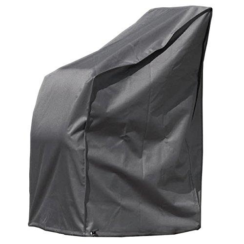MONKEY MOUNTAIN® Schutzhülle Deluxe für bis zu 4 Gartenstühle/wasserdicht aus Oxford Polyester 420D / atmungsaktiv/Winterfest/frostsicher/strapazierfähig