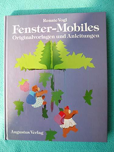 Fenster-Mobiles. Originalvorlagen und Anleitungen