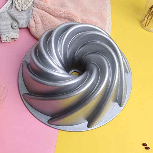 Heritage Bundts パンキャスト アルミ溝付きチューブケーキパン ノンスティック加工 ゼリーパン 多機能ケーキ型