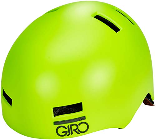 Giro Section BMX Dirt Fahrrad Helm grün 2017: Größe: L (59-63cm)